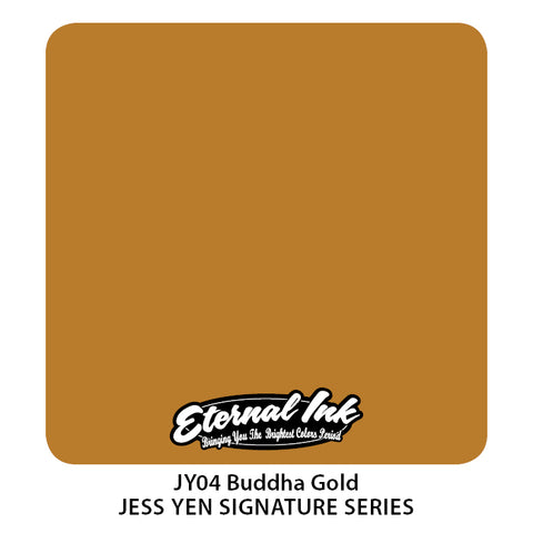 Eternal Ink - Jess Yen Buddha Gold