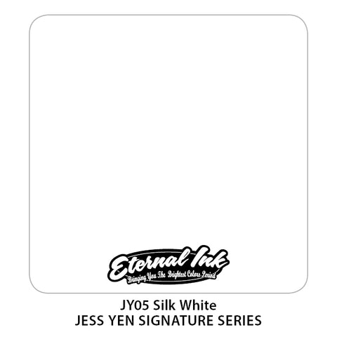 Eternal Ink - Jess Yen Silk White