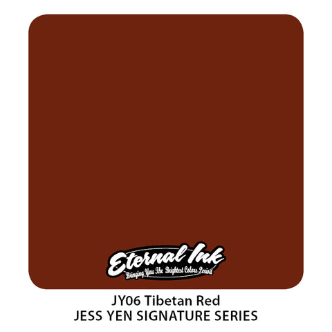 Eternal Ink - Jess Yen Tibetan Red