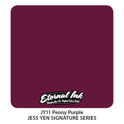 Eternal Ink - Jess Yen Peony Purple