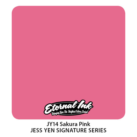 Eternal Ink - Jess Yen Sakura Pink