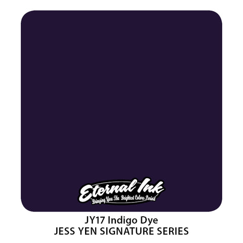 Eternal Ink - Jess Yen Indigo Dye