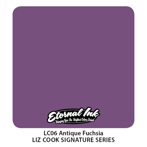 Eternal Ink - Liz Cook Antique Fuchsia