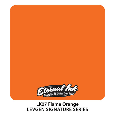 Eternal Ink - Levgen Flame Orange