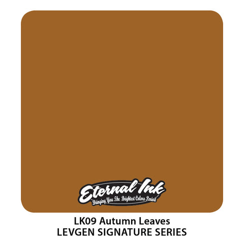 Eternal Ink - Levgen Autumn Leaves