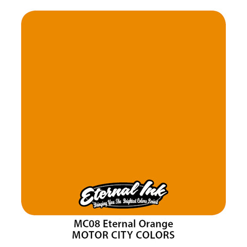 Eternal Ink - Motor City Eternal Orange