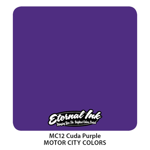 Eternal Ink - Motor City Cuda Purple