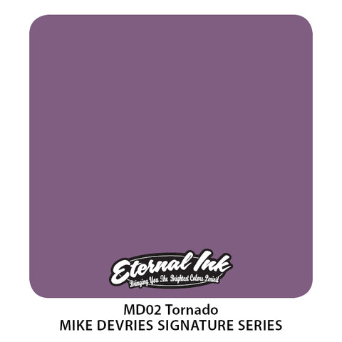 Eternal Ink - Mike DeVries Tornado
