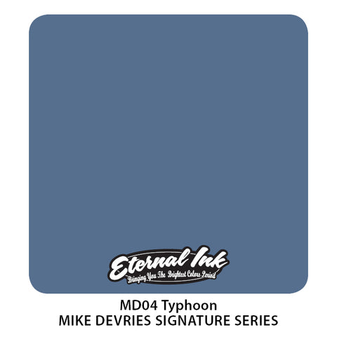 Eternal Ink - Mike DeVries Typhoon