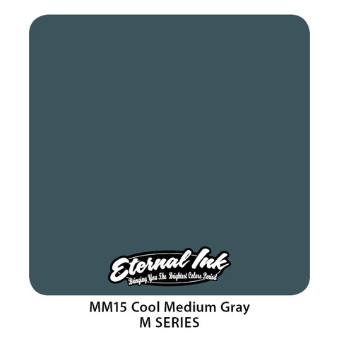 Eternal Ink - M Series Cool Medium Gray