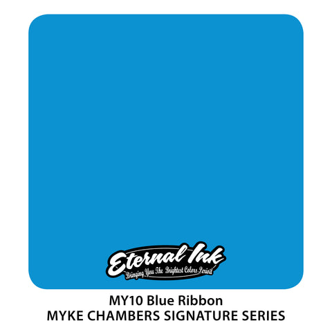 Eternal Ink - Myke Chambers Blue Ribbon
