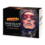 Eternal Ink - Portrait Skin Tones Collection Set