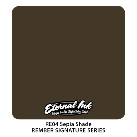 Eternal Ink - Rember Orellana Sepia Shade