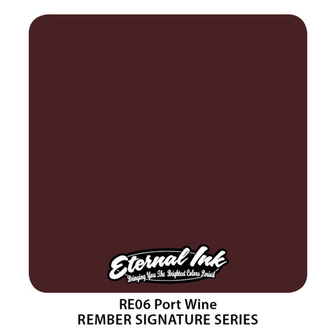 Eternal Ink - Rember Orellana Port Wine