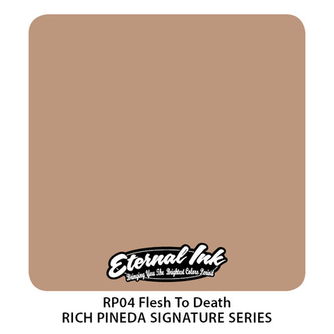 Eternal Ink - Rich Pineda's Flesh to Death FTD