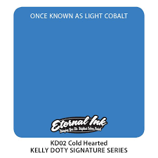 Eternal Ink - Kelly Doty Cold Hearted