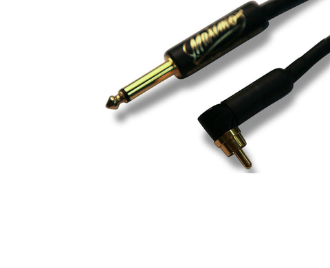 Maximo RCA Right Angle Cable