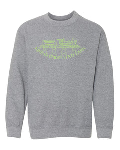 Youth Kinzua Train Sweatshirt