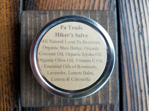 PA Trails Hiker's Salve