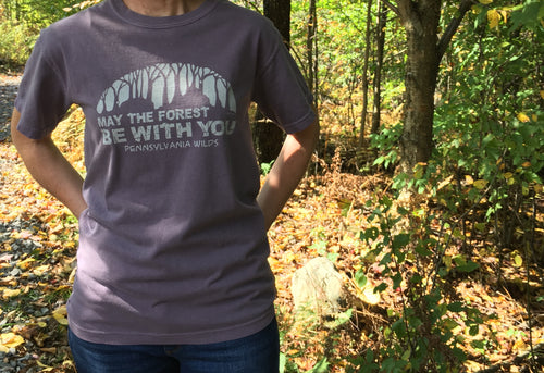 May the Forest Adult T-Shirt