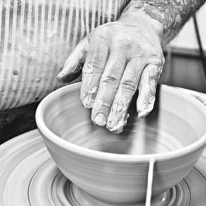 Creative Makers Exhibit: Hughes Pottery