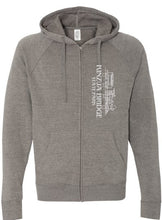 Load image into Gallery viewer, KBSP/PA Wilds Full Zip Hooded Sweatshirt
