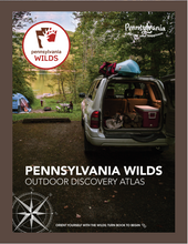 Load image into Gallery viewer, Pennsylvania Wilds Outdoor Discovery Atlas