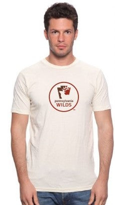 PA Wilds Logo Adult T Shirt