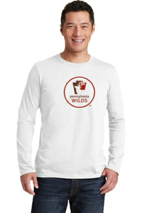 PA Wilds Logo Adult Long Sleeve Shirt