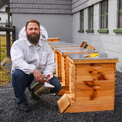 Creative Makers Exhibit: Rich Valley Apiary