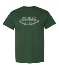 Load image into Gallery viewer, Adult Kinzua Train T-Shirt