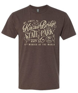 Adult Vintage Kinzua Bridge T-Shirt
