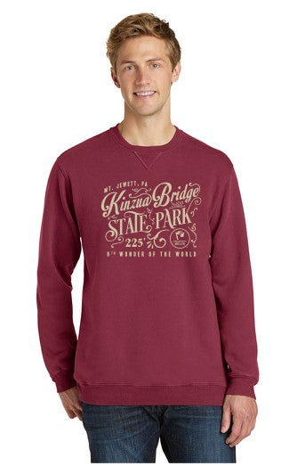 Adult Vintage Kinzua Bridge Sweatshirt