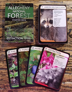 Edge of Extinction - Allegheny National Forest Starter Deck