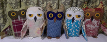 Load image into Gallery viewer, Wee Beasties - Owl Plushie