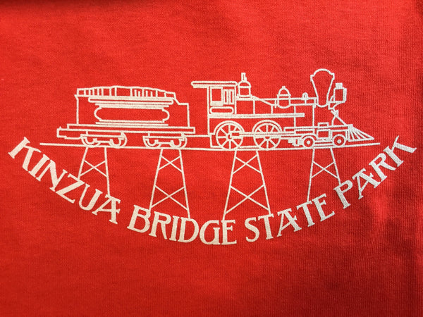 Toddler Kinzua Train T-Shirt