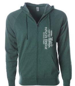 KBSP/PA Wilds Full Zip Hooded Sweatshirt