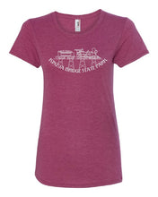 Load image into Gallery viewer, Ladies Kinzua Train T-Shirt