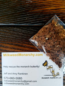 Milkweed Monarchy Seed Pack