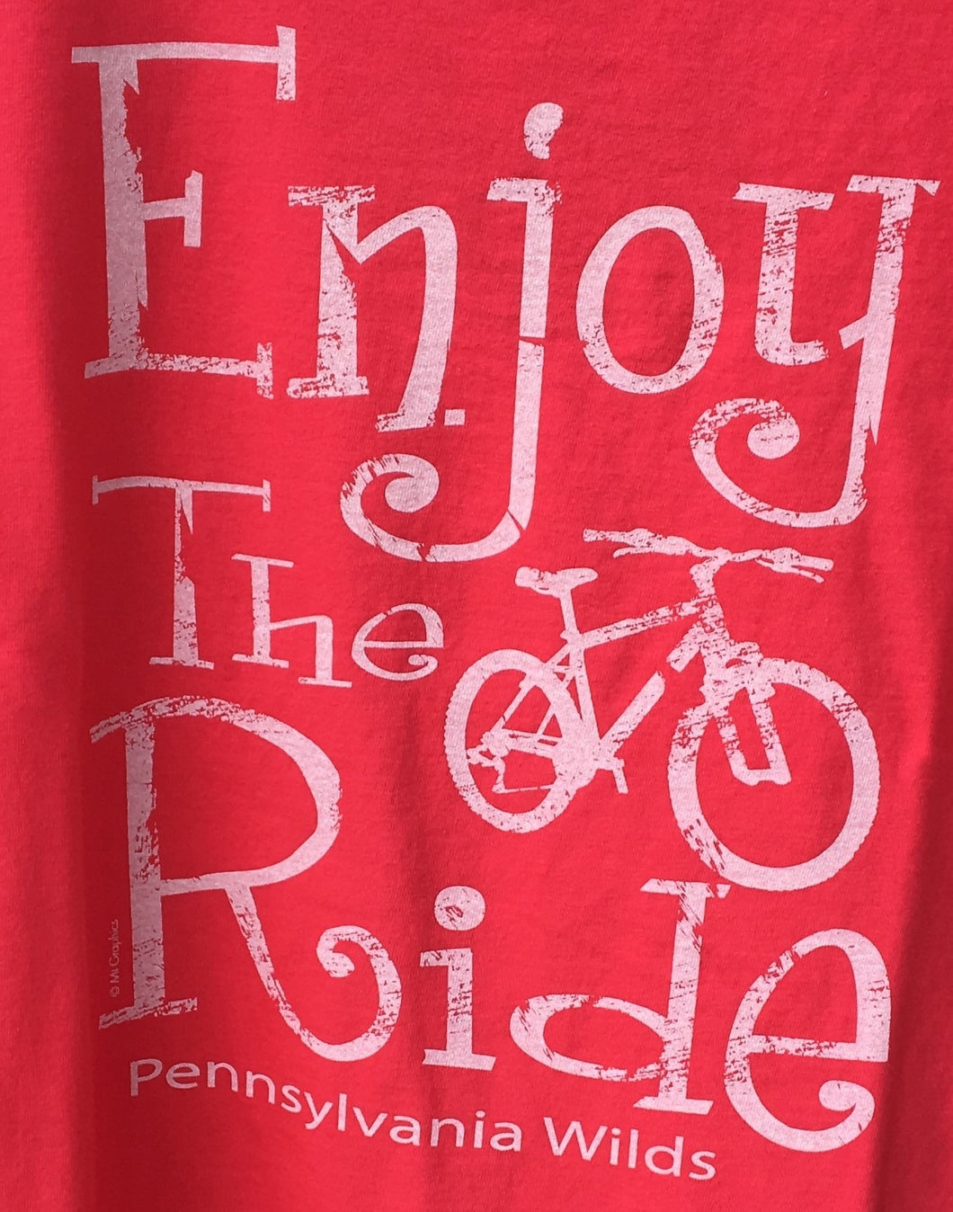 Enjoy The Ride- Bike