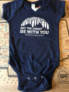 May the Forest Onesie