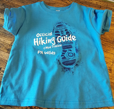 Mud Tracker Toddler T- Shirt