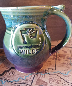 PA Wilds coffee mug