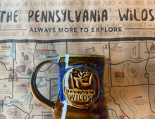 Load image into Gallery viewer, Small PA Wilds coffee mug