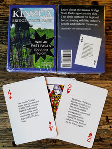 Kinzua Bridge State Park Playing Cards