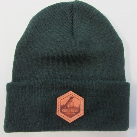 Kinzua Skywalk Patch Beanie