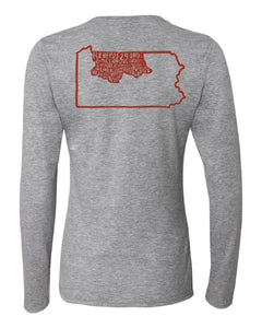 Ladies PA Wilds - Endless Discoveries Long Sleeve T-shirt