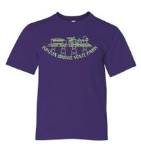 Load image into Gallery viewer, Youth Kinzua Train T-Shirt