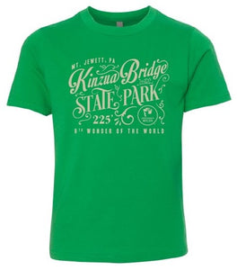 Youth Vintage Kinzua Bridge T-Shirt