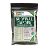 15,000 Non GMO Heirloom Vegetable Seeds Survival Garden 32 Variety Pack